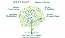 Celebrating 300 Years Of Sustainable Forestry
