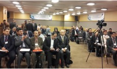 After Water Management and Desertification Symposium