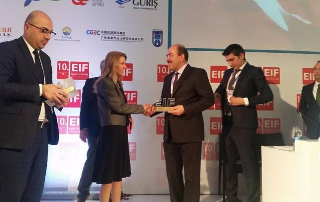 CARFU participates to International Enerjy Congress and Expo- 10 Nov 2017