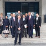 The Embassy of Turkey to Sarajevo